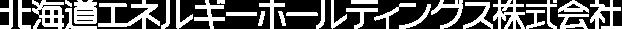 北海道エネルギーホールディングス株式会社